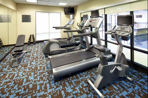Fairfield Inn and Suites by Marriott Pittsburgh Neville Island - Pittsburgh - Gym