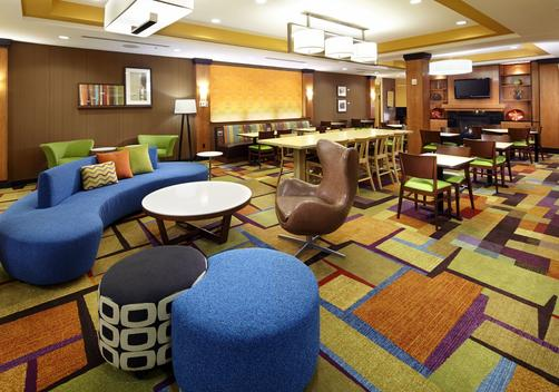Fairfield Inn and Suites by Marriott Pittsburgh Neville Island - Pittsburgh - Lobby