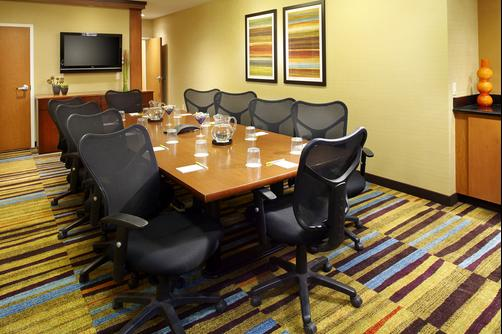Fairfield Inn and Suites by Marriott Pittsburgh Neville Island - Pittsburgh - Conference room