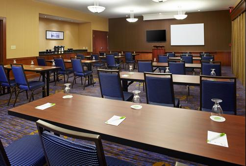 Courtyard by Marriott Pittsburgh Greensburg - Greensburg - Conference room