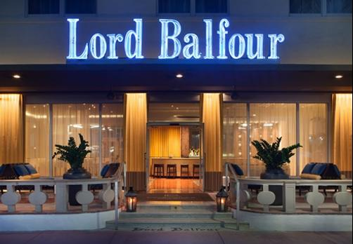 Lord Balfour - Miami Beach