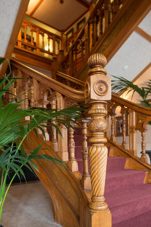The Horton Grand Hotel - San Diego - Stairs