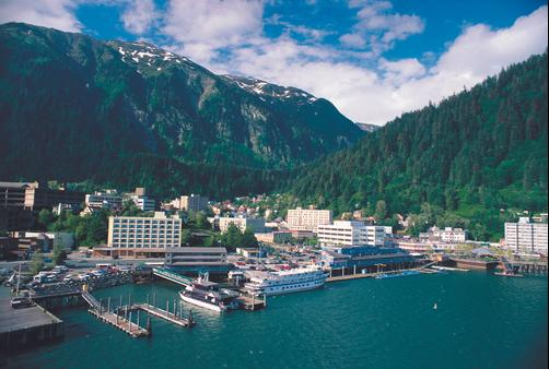 Goldbelt Hotel - Juneau - Building