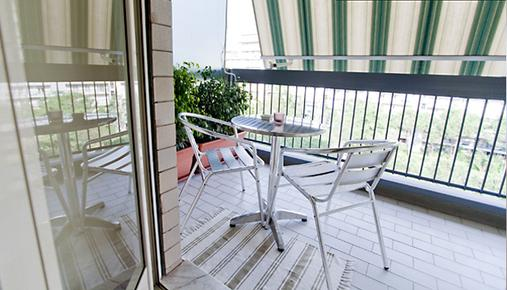 Rooms Rent Vesuvio B&B - Naples - Balcony