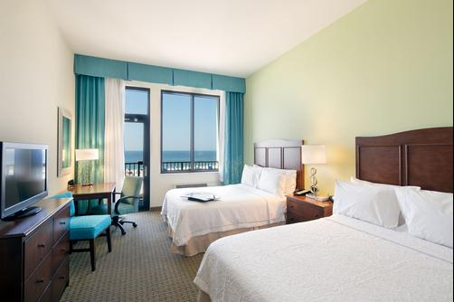 Hampton Inn & Suites Orange Beach - Orange Beach - Queen bedroom