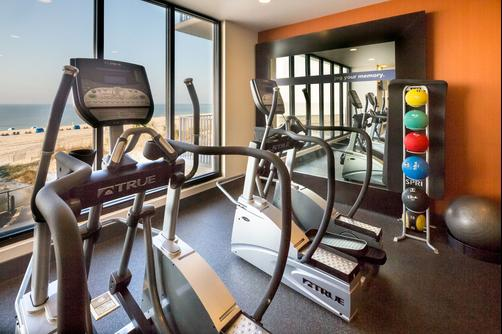 Hampton Inn & Suites Orange Beach - Orange Beach - Gym