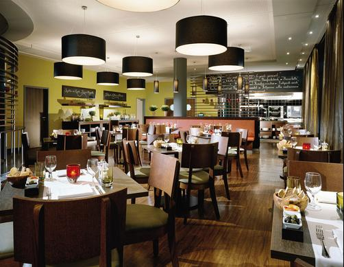 Courtyard by Marriott Munich City Center - Munich - Restaurant