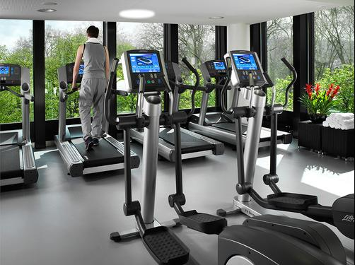 Zurich Marriott Hotel - Zurich - Gym
