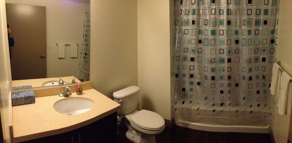 Downtown LA Extended Stay - Los Angeles - Bathroom