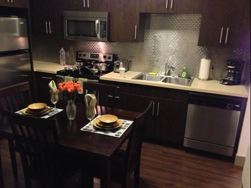 Downtown LA Extended Stay - Los Angeles - Kitchen