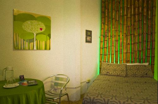 Manso Boutique Guesthouse - Guayaquil - Bedroom