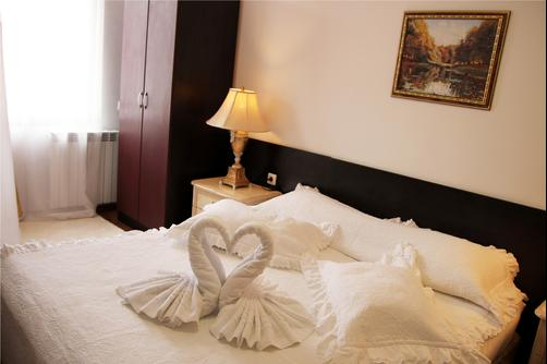 Elegant Lux Hotel - Bansko - King bedroom