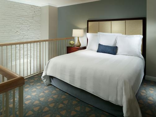 Omni Riverfront Hotel, New Orleans - New Orleans - Bedroom