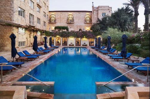The American Colony Hotel - Jerusalem - Pool