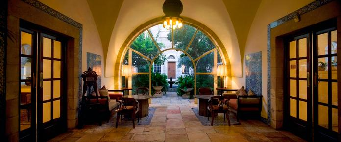 The American Colony Hotel - Jerusalem - Restaurant