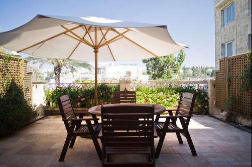 The American Colony Hotel - Jerusalem - Patio