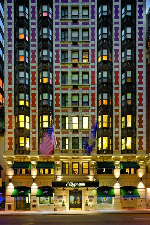 The Algonquin Hotel Times Square Autograph Collection - New York - Building