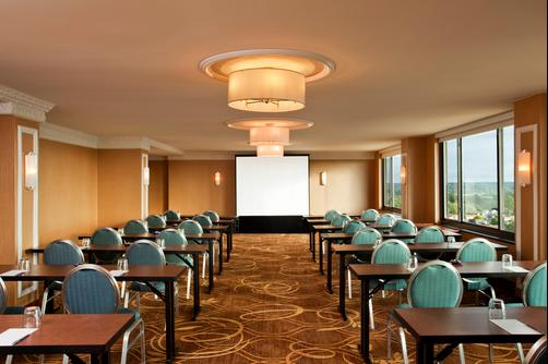 Sheraton Pentagon City Hotel - Arlington - Conference room