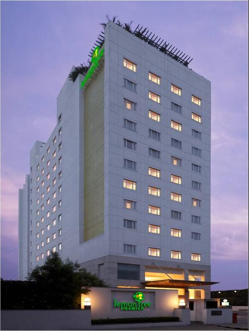 Lemon Tree Premier, Ulsoor Lake, Bangalore - Bengaluru - Building