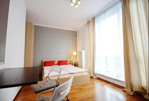 Apartment4you Centrum 1 - Warsaw - Double room