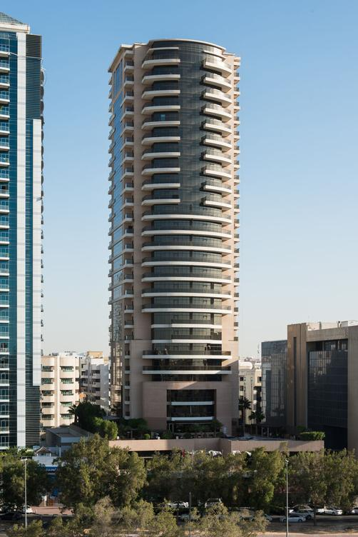 Majestic Hotel Tower - Dubai - Outdoors view