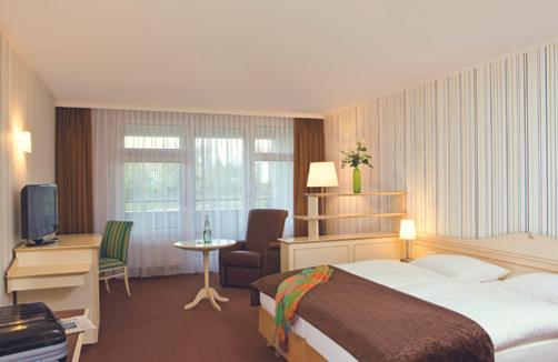 SI-Suites - Stuttgart - Bedroom