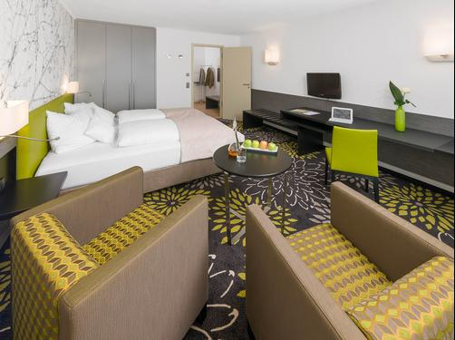 SI-Suites - Stuttgart - Double room
