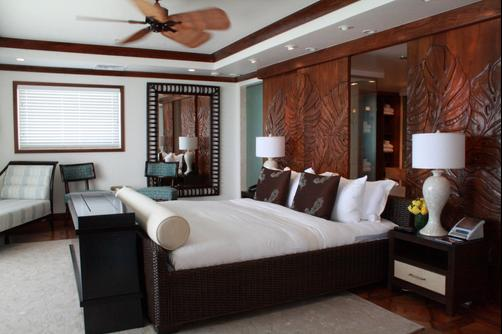 The Kahala Hotel & Resort - Honolulu - Bedroom
