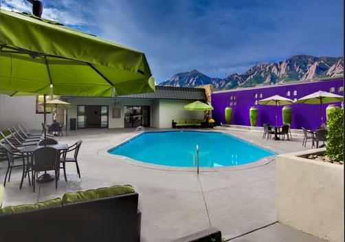 Best Western Plus Boulder Inn - Boulder - Pool