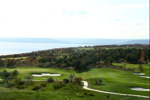 Lighthouse Golf & Spa Resort - Balchik - Golf course