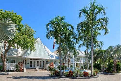 Southernmost Hotel - Key West - Building