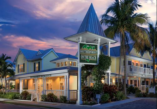 Southernmost on the Beach - Key West - Building