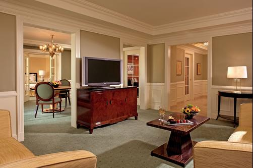 The Ritz-Carlton, Washington, DC - Washington - Living room