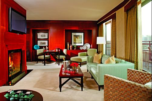 The Ritz-Carlton Georgetown - Washington - Living room