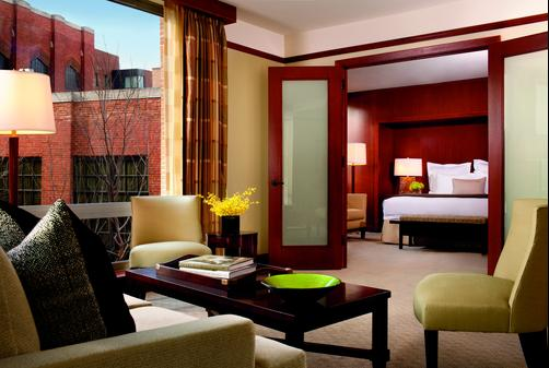 The Ritz-Carlton Georgetown - Washington - Bedroom