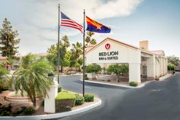 Red Lion Inn & Suites Phoenix/Tempe – ASU