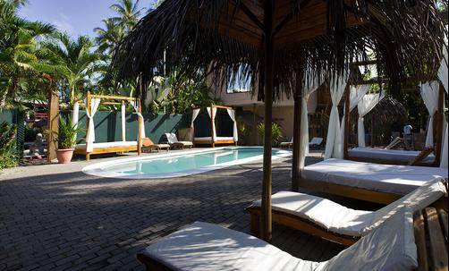 Copacabana Hotel And Suites - Jaco - Pool