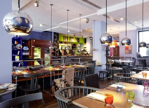25hours Hotel by Levi's - Frankfurt am Main - Restaurant