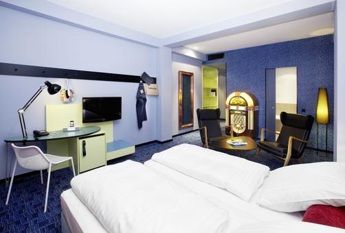 25hours Hotel by Levi's - Frankfurt am Main - Bedroom