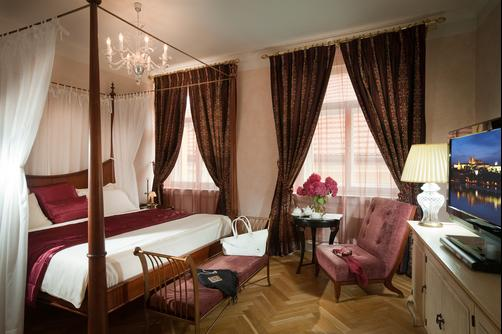 Pachtuv Palace - Prague - Double room