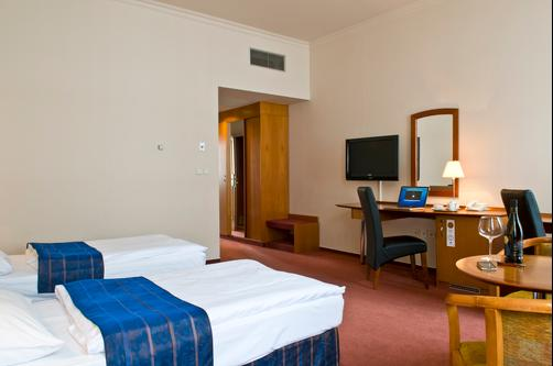 Mamaison Business & Conference Hotel Imperial Ostrava - Ostrava - Double room