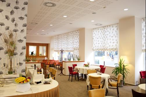 Mamaison Business & Conference Hotel Imperial Ostrava - Ostrava - Restaurant