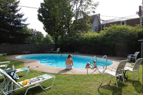 Cranmore Inn - North Conway - Pool