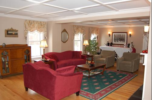 Cranmore Inn - North Conway - Living room