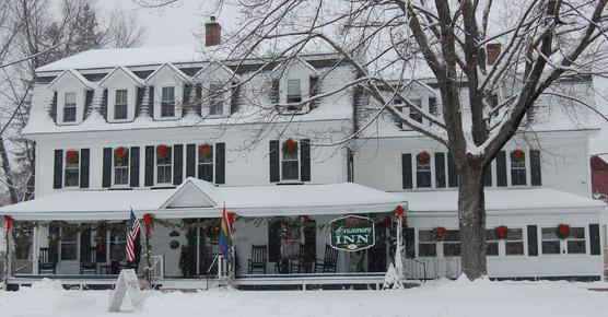 Cranmore Inn - North Conway - Building