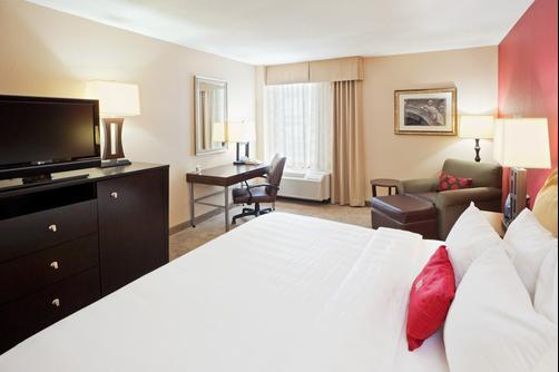 Crowne Plaza Tysons Corner-Mclean - Mclean - Bedroom