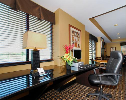 Comfort Suites - Rochester - Business center