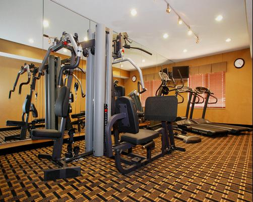 Comfort Suites - Rochester - Gym