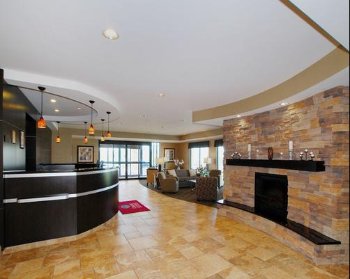 Comfort Suites - Rochester - Lobby