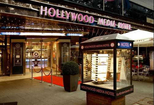 Hollywood Media Hotel - Berlin - Outdoors view